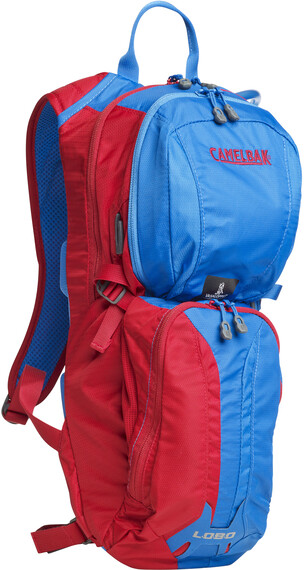 CamelBak Lobo Backpack 3L Imperial Blue/Barbados Cherry